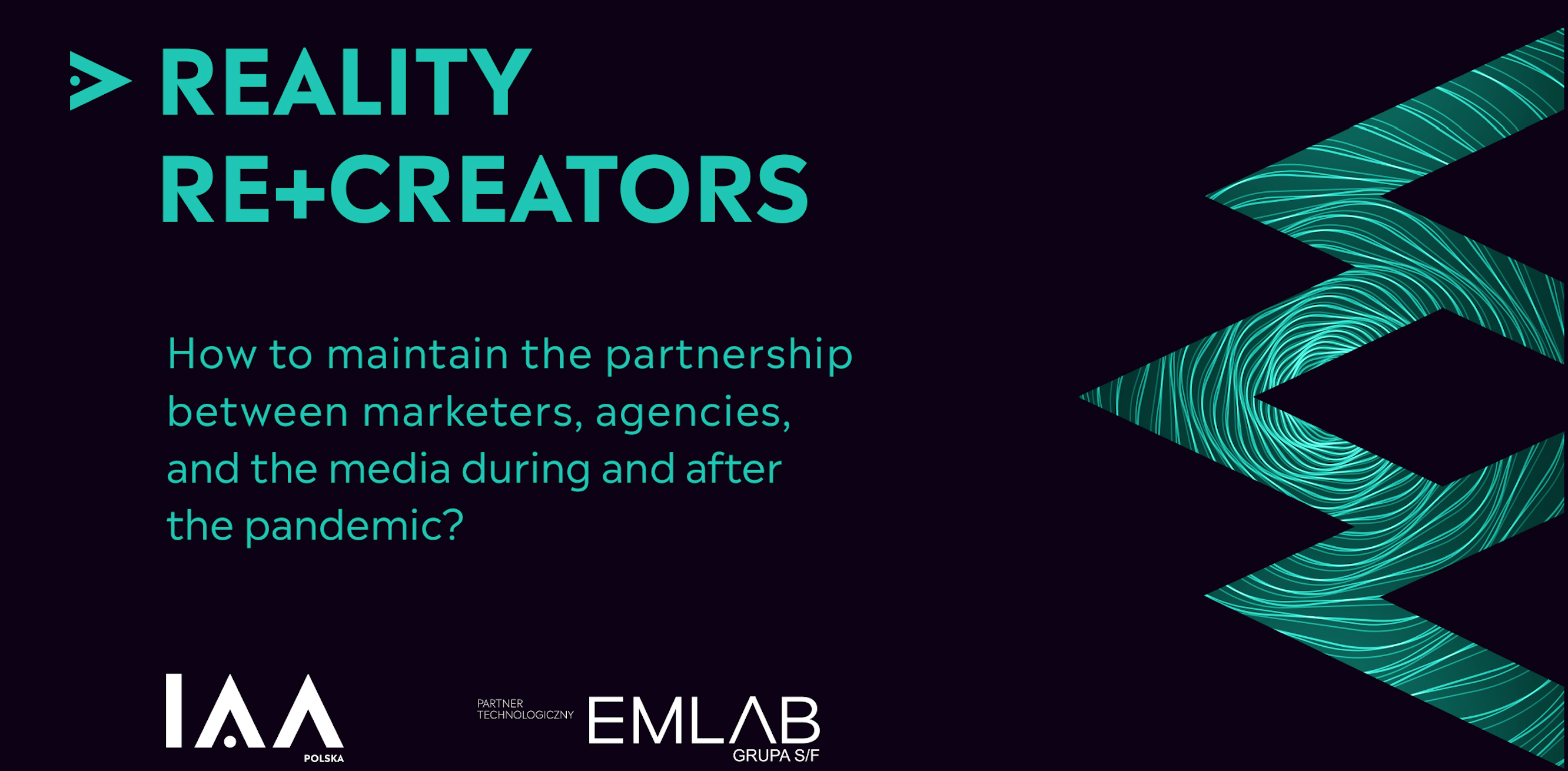 IAA Polska organizes the first interactive Reality Re + Creators discussion panel