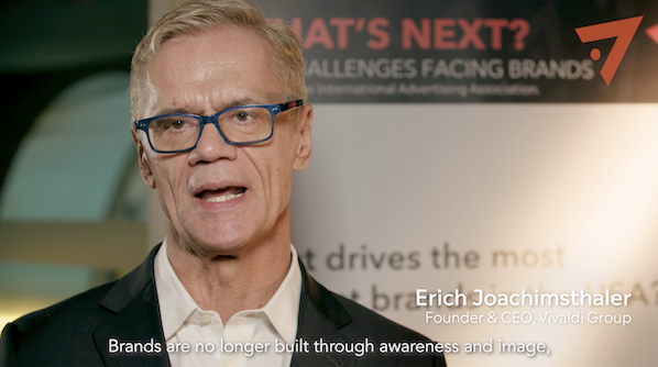 Erich Joachimsthler | What's Coming Next? | IAA New York Conference
